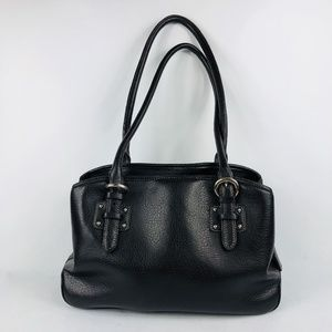 Croft & Barrow Brown Leather 3 division Purse